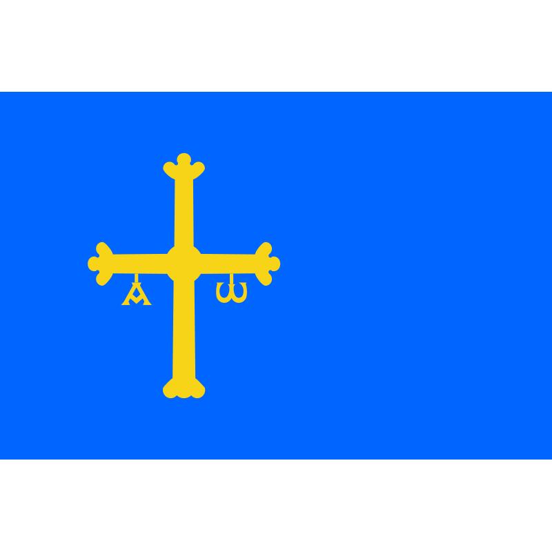 SYSAAST-Bandera de Comunidad de Asturias