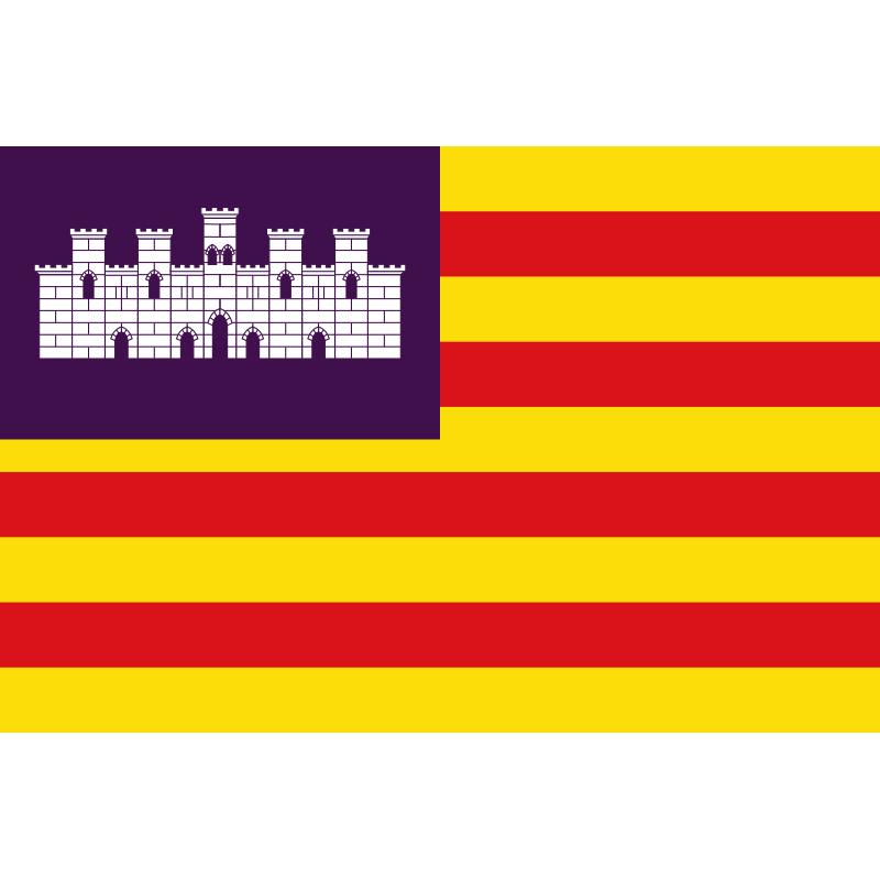 SYSABAL-Bandera de Comunidad de Baleares