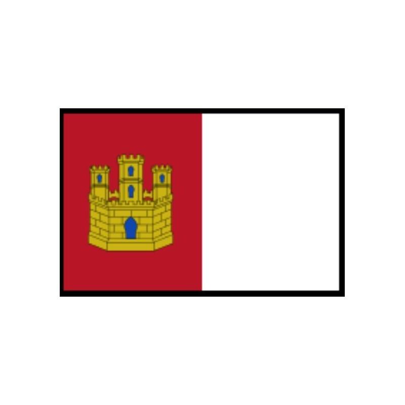 SYSACLM-Bandera de Comunidad de Castilla la Mancha