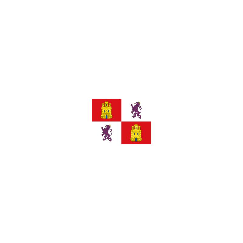 SYSACYL-Bandera de Comunidad de Castilla y León