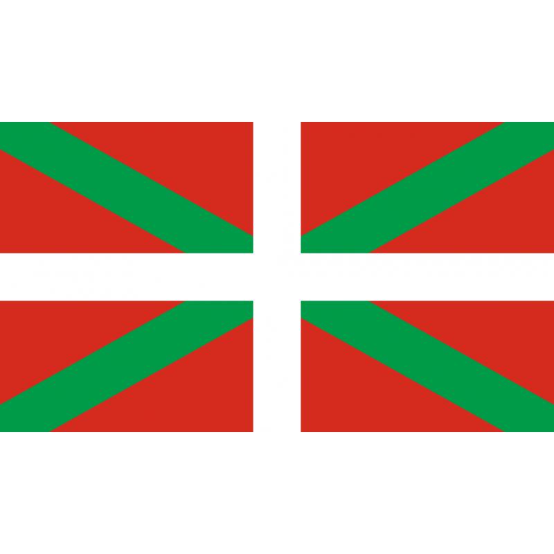 SYSAPAV-Bandera de Comunidad de País Vasco (EUSKADI)
