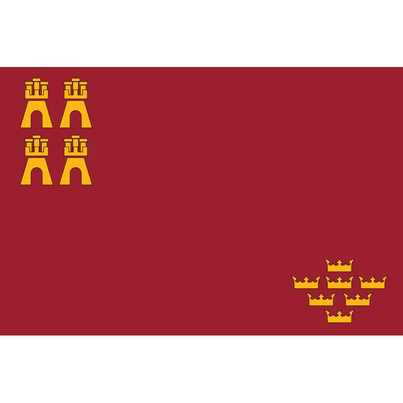 SYSAMUR-Bandera de Comunidad de Murcia