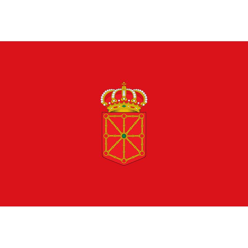 SYSANAV-Bandera de Comunidad de Navarra