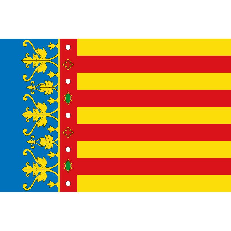 SYSAVAL-Bandera de Comunitat de Valencia