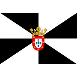 Bandera de Comunidad de Ceuta