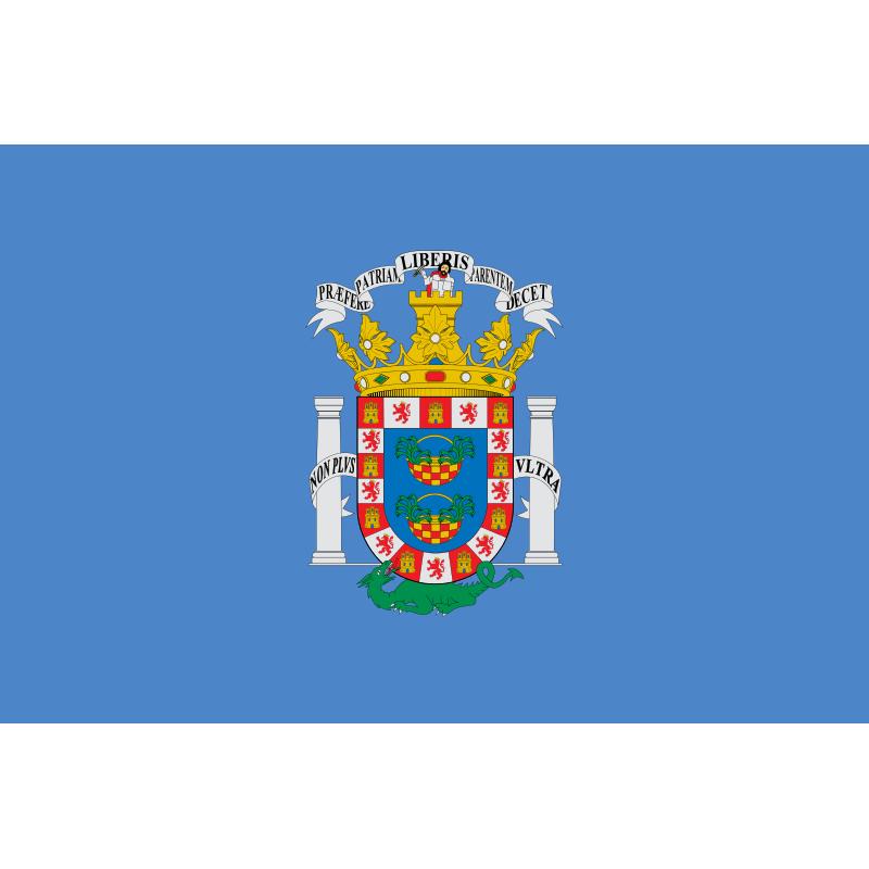 SYSAMEL-Bandera de Comunidad de Melilla