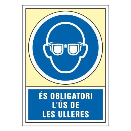 És obligatori l'ús de les ulleres