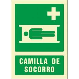 OFERTA Camilla de socorro -...