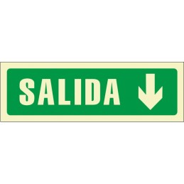 OFERTA Señal Salida flecha...