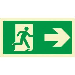 SYSSA - Tienda Online , Oferta señal salida de emergencia OF700021F