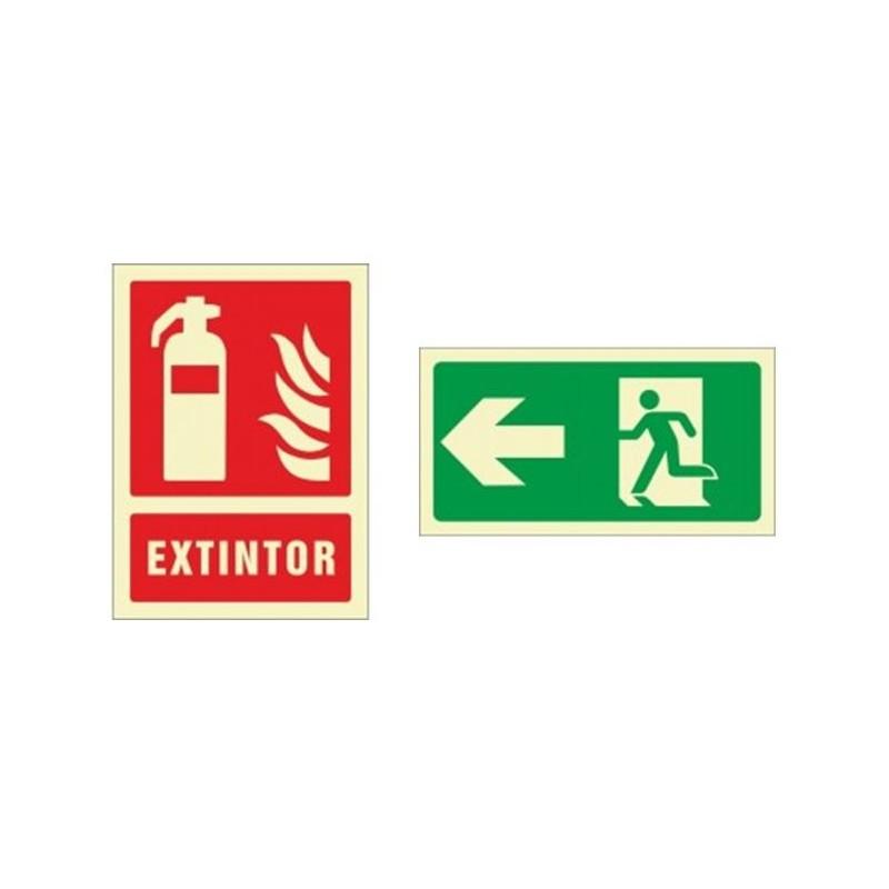 PACKCIEV29PF-Pack empresa-  señalizacion contra incendios y evacuación