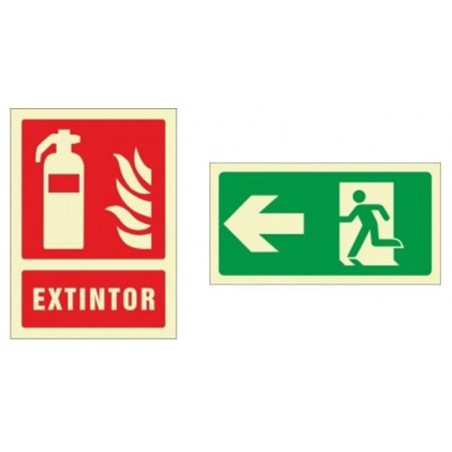 Pack empresa-  señalizacion contra incendios y evacuación