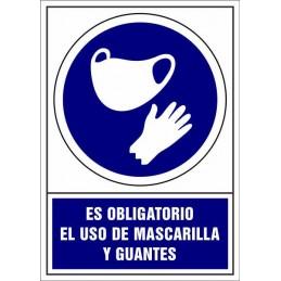 SYSSA - Tienda Online -  Uso Obligatorio de Mascarilla y Guantes - Covid-19