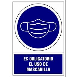 SYSSA - Tienda Online -  Uso Obligatorio de Mascarilla - Covid-19