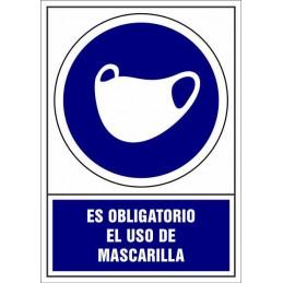 Señalización Covid-19 - SYSSA - Tienda Online -  Uso Obligatorio de Mascarilla - Covid-19