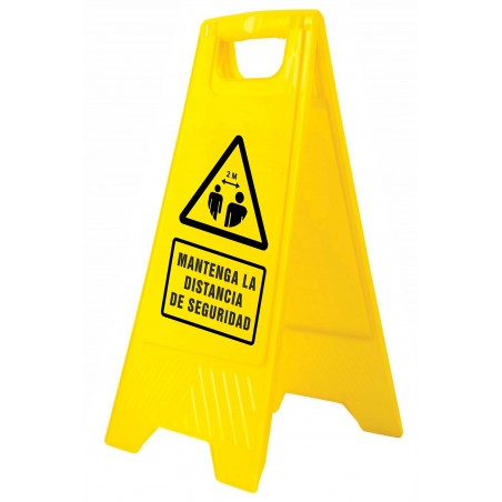 Señal No usar en caso de incendio (cuatro idiomas) - Referencia 5086S