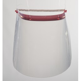 SYSSA - Tienda Online -  Covid-19 Pantalla Facial Protectora Antisalpicaduras
