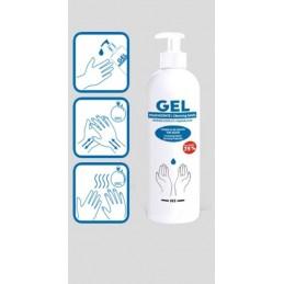 SYSSA - Tienda Online -  Covid-19 Gel Hidroalcohólico, 75 %, de  500 ml.