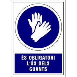 Us Obligatori de Guants -...