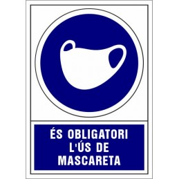 Us Obligatori de Mascareta...