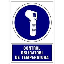 SYSSA - Tienda Online -  de Obligacion de Control Obligatorio de Temperatura - Covid-19