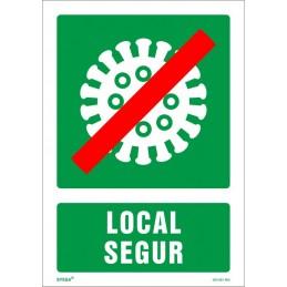 COVID-19 Senyal de Local...