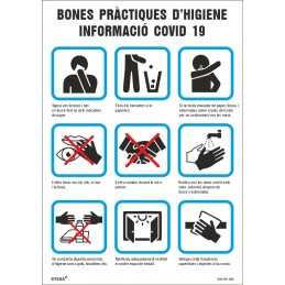 Covid-19 Senyal de Bones...
