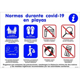 Covid-19 Cartell Normes a...