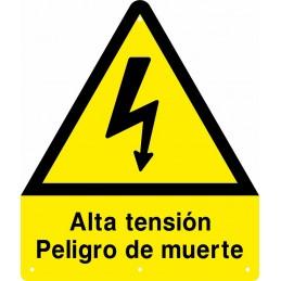 Alta tensió. Perill de mort