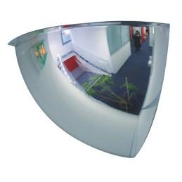SYSSA - TIENDA ONLINE - Espejo hemisférico de vigilancia, un octavo de esfera