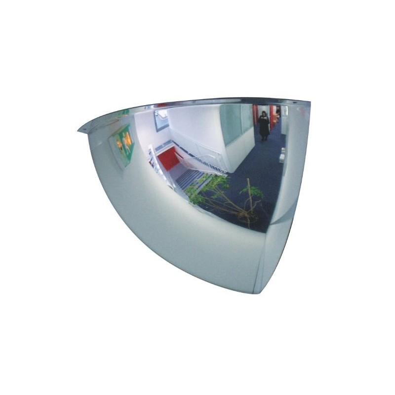 EH10-Espejo hemisférico de vigilancia, un octavo de esfera