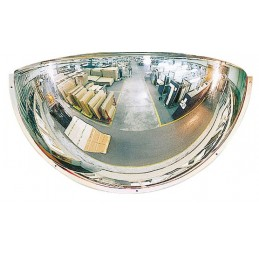 SYSSA - TIENDA ONLINE - Espejo hemisférico de vigilancia, un cuarto de esfera