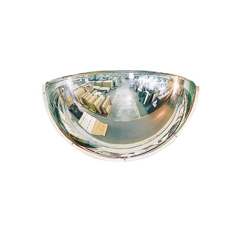 EH51-Espejo hemisférico de vigilancia, un cuarto de esfera