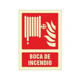 SYSSA - OFERTA OF602429PF - Boca de incendio- FOTOLUMINISCENTE CLASE B