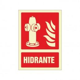 SYSSA - OFERTA OF60662907PF Señal Hidrante - Fotoluminiscente