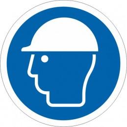 SYSSA - Señal Es obligatorio el uso del casco