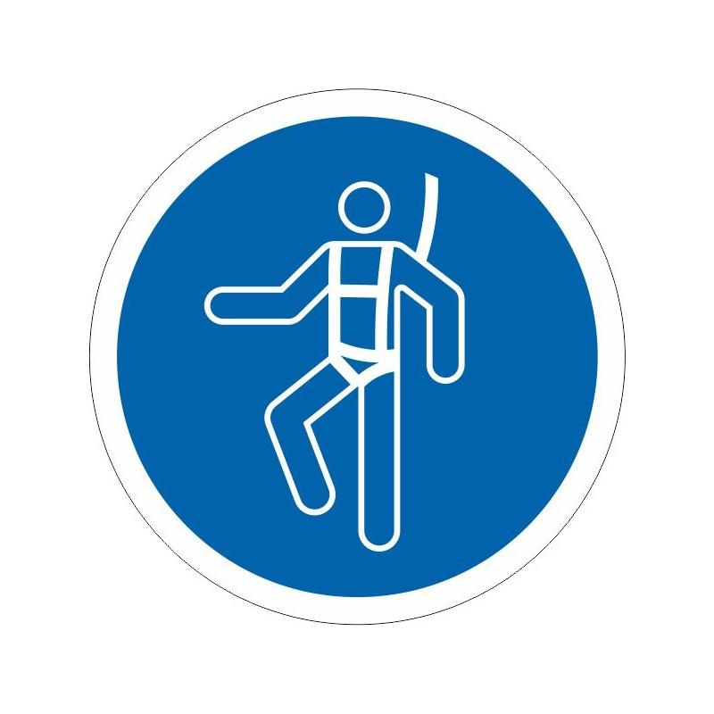 UCS-Disco Es obligatorio el uso del cinturón de seguridad - Referencia UCS