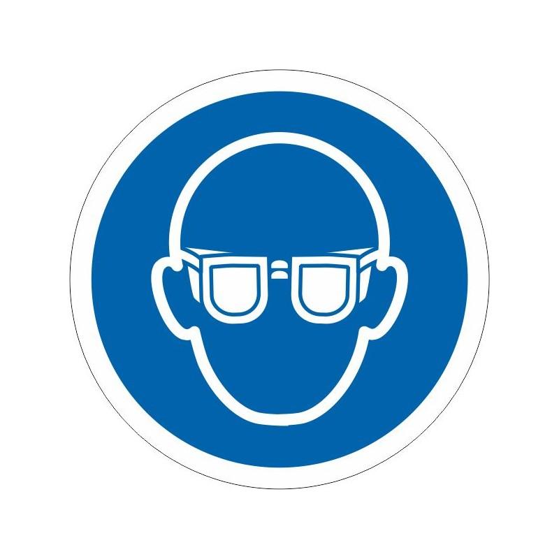 UG-Disco Es obligatorio el uso de las gafas - Referencia UG
