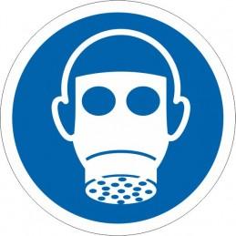 SYSSA Señalización - Señal Es obligatorio el uso de la máscara