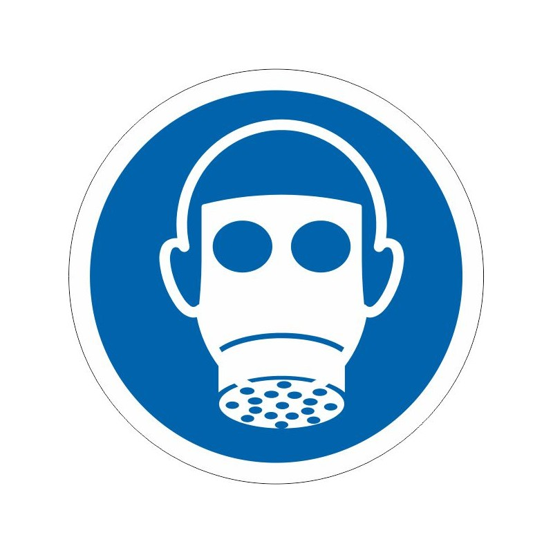 UM-Disco Es obligatorio el uso de la máscara - Referencia UM