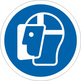 SYSSA Señalización - Señal Es obligatorio el uso de pantalla protectora