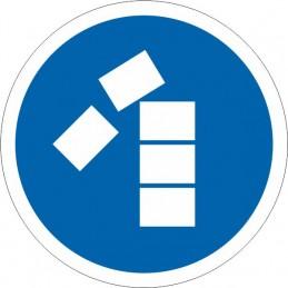 SYSSA Señalizacion - Señal Apilar correctamente