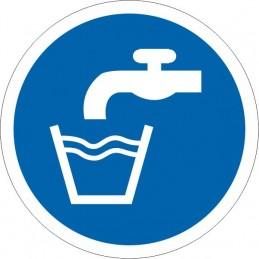 SYSSA Señalización - Señal Agua potable
