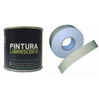 Pintura i vinil - Fotoluminiscent