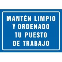Cartelería - Emergencia