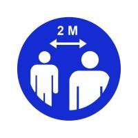 Tienda Online SYSSA-Señalizacion - Distancia de Seguridad-Covid-19