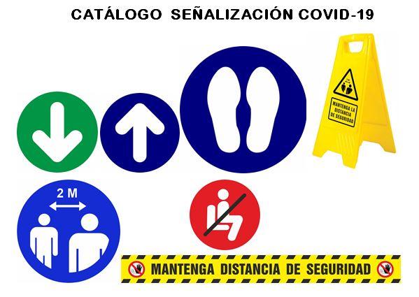 Descargar catalogo señalización covid-19 - SYSSA
