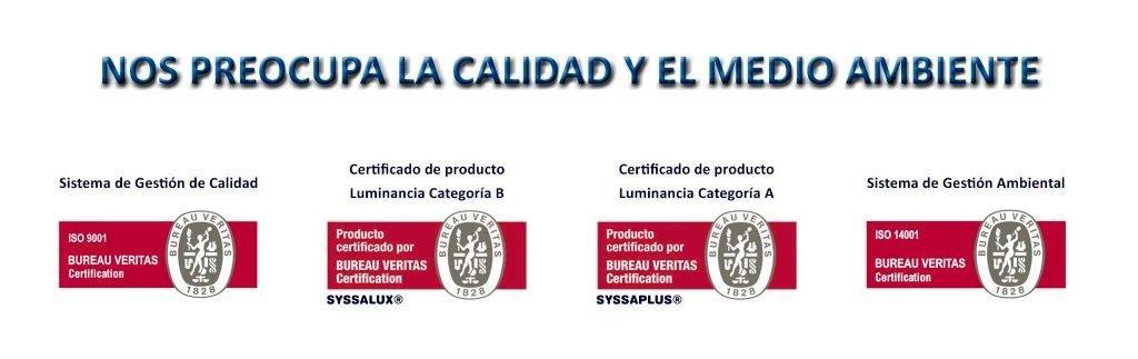 SYSSA Certificados